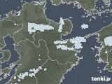 2020年07月18日の大分県の雨雲レーダー