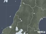 2020年07月18日の山形県の雨雲レーダー