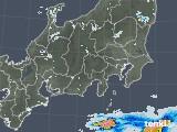 2020年07月19日の関東・甲信地方の雨雲レーダー