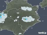 2020年07月19日の徳島県の雨雲レーダー