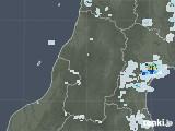 2020年07月19日の山形県の雨雲レーダー