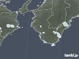 2020年07月20日の和歌山県の雨雲レーダー