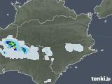 2020年07月20日の徳島県の雨雲レーダー