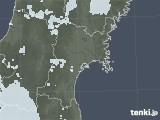 2020年07月20日の宮城県の雨雲レーダー