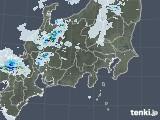 2020年07月21日の関東・甲信地方の雨雲レーダー