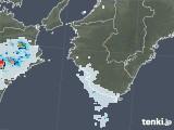 2020年07月21日の和歌山県の雨雲レーダー