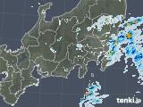 2020年07月22日の関東・甲信地方の雨雲レーダー