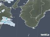 2020年07月22日の和歌山県の雨雲レーダー