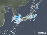 雨雲レーダー(2020年07月23日)