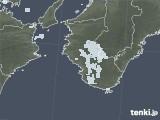 2020年07月23日の和歌山県の雨雲レーダー