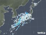 雨雲レーダー(2020年07月24日)