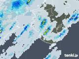 2020年07月24日の和歌山県の雨雲レーダー