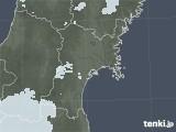 2020年07月24日の宮城県の雨雲レーダー