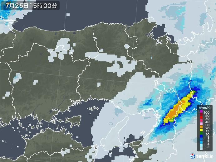 兵庫 天気 雨雲 レーダー