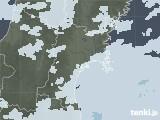 2020年07月25日の宮城県の雨雲レーダー