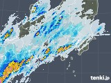2020年07月26日の関東・甲信地方の雨雲レーダー
