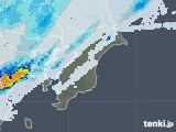 2020年07月26日の千葉県の雨雲レーダー