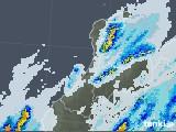 2020年07月26日の石川県の雨雲レーダー