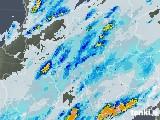 2020年07月26日の長野県の雨雲レーダー