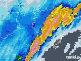 2020年07月26日の和歌山県の雨雲レーダー