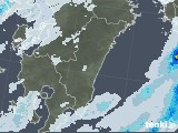 2020年07月26日の宮崎県の雨雲レーダー