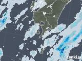 2020年07月26日の鹿児島県の雨雲レーダー