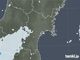 2020年07月26日の宮城県の雨雲レーダー