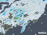 2020年07月27日の関東・甲信地方の雨雲レーダー
