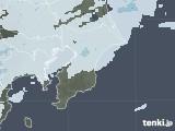 2020年07月27日の千葉県の雨雲レーダー