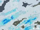 雨雲レーダー(2020年07月27日)