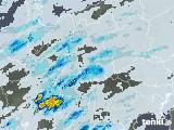 2020年07月27日の長野県の雨雲レーダー