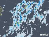 2020年07月27日の沖縄県(宮古・石垣・与那国)の雨雲レーダー