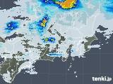 2020年07月28日の関東・甲信地方の雨雲レーダー