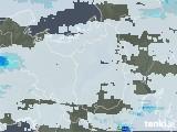 2020年07月28日の滋賀県の雨雲レーダー