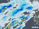 2020年07月28日の大分県の雨雲レーダー