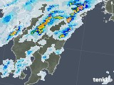 2020年07月28日の宮崎県の雨雲レーダー