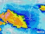 2020年07月28日の宮城県の雨雲レーダー