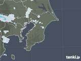 2020年07月29日の千葉県の雨雲レーダー