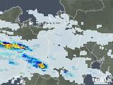 2020年07月29日の滋賀県の雨雲レーダー