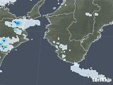2020年07月29日の和歌山県の雨雲レーダー