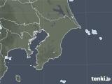 2020年07月30日の千葉県の雨雲レーダー