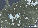2020年07月30日の長野県の雨雲レーダー