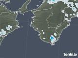 2020年07月30日の和歌山県の雨雲レーダー