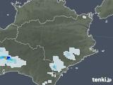 2020年07月30日の徳島県の雨雲レーダー