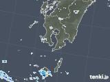2020年07月30日の鹿児島県の雨雲レーダー