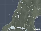 2020年07月30日の山形県の雨雲レーダー