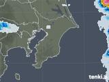 2020年07月31日の千葉県の雨雲レーダー