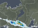 2020年07月31日の滋賀県の雨雲レーダー