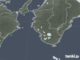 2020年07月31日の和歌山県の雨雲レーダー