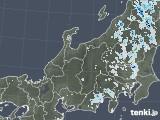 2020年08月01日の北陸地方の雨雲レーダー